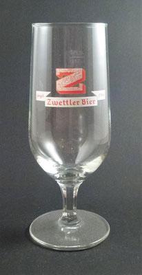 Zwettler, NÖ  (Glas von ca. 1970)