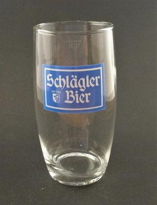 OE133, Klosterbrauerei Schlägl, OÖ  (Glas von ca. 1970)
