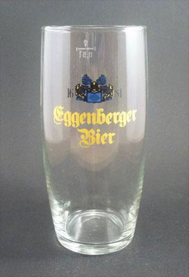 Brauerei Schloss Eggenberg, Vorchdorf, OÖ  (Glas von ca. 1970)