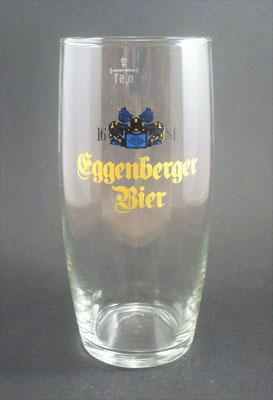 OE015, Brauerei Schloss Eggenberg, Vorchdorf, OÖ  (Glas von ca. 1970)