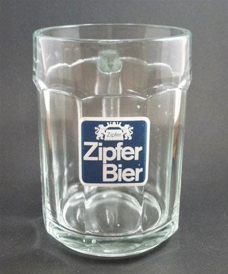 OE171, Brauerei Zipf, OÖ  (Glas von ca. 1970)