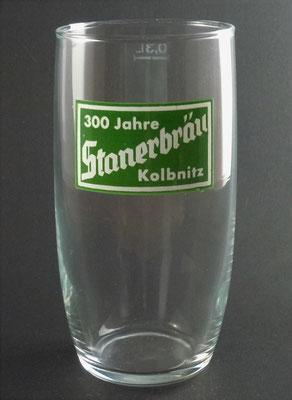 Stanerbräu, (Ober-)Kolbnitz, KTN, + 1979 (Glas von 1960)