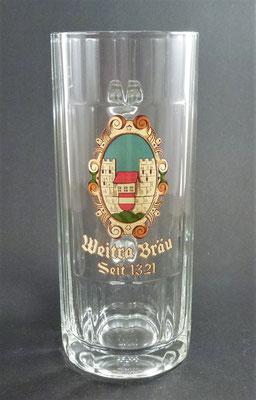 Weitraer Bier, NÖ  (Glas von ca. 2000)