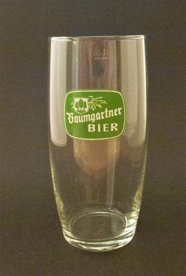 OE008, Brauerei Baumgartner, Schärding, OÖ  (Glas von ca. 1960)