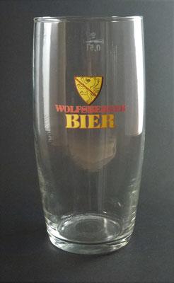 Brauerei Wolfsberg, KTN, + 1977 (Glas von ca. 1960)