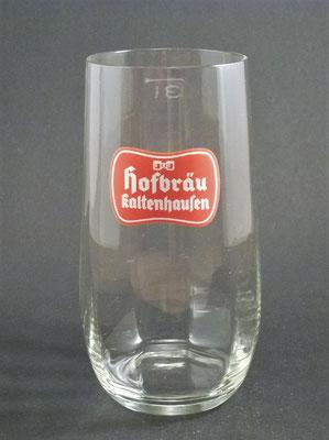 Hofbräu Kaltenhausen, Hallein, SBG, + 2011 (Glas von ca. 1960)
