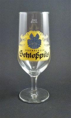 Brauerei Schloss Eggenberg, Vorchdorf, OÖ  (Glas von ca. 1980)