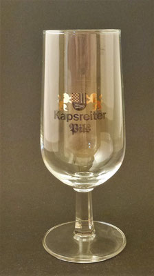 Brauerei Kapsreiter, Schärding, OÖ + 2012  (Glas von ca. 1980)
