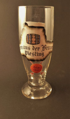 Piestinger, NÖ + 2005  (Glas von ca. 1900)