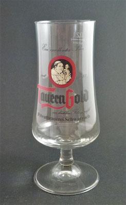 Brauerei Schwarzach, Walter Seeber, Schwarzach im Pongau, + 2008 (Glas von ca. 1990)