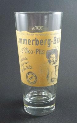 Emmerberg-Bräu, Winzendorf bei Wr. Neustadt  (Glas von ca. 1990)