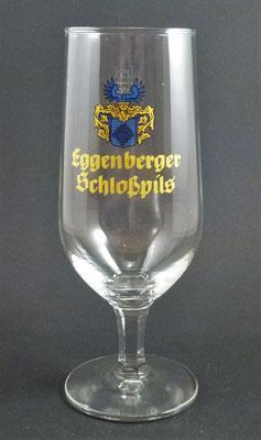 OE016, Brauerei Schloss Eggenberg, Vorchdorf, OÖ  (Glas von ca. 1970)
