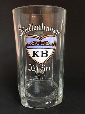 Hofbräu Kaltenhausen, Hallein, SBG, + 2011 (0,5 L Glas von ca. 1915/ 1920)