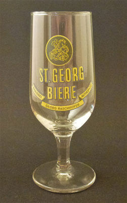 Brauerei Raschhofer, Altheim,  Bezirk Braunau, OÖ  (Glas von ca. 1970)