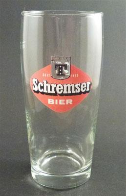 Schremser, NÖ  (Glas von ca. 1980)
