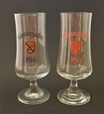 Brauerei Schwarzach, Walter Seeber, Schwarzach im Pongau, + 2008 (Glas von ca. 1970)