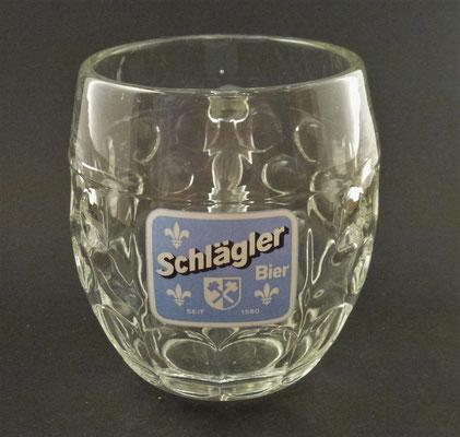 OE132, Klosterbrauerei Schlägl, OÖ  (Glas von ca. 1960)
