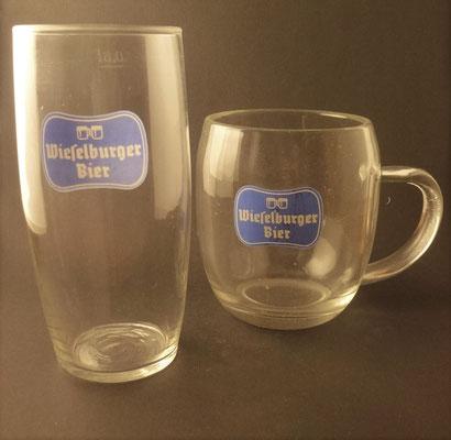 Wieselburger, NÖ  (Glas von ca. 1950)