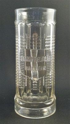 Stamplbräu, Hallein, SBG, + 1919 (Glas von ca. 1900)