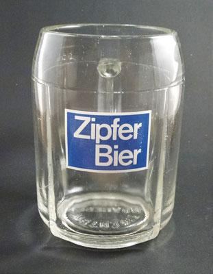 OE170, Brauerei Zipf, OÖ  (Glas von ca. 1970)