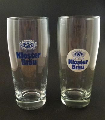Klosterbrauerei Schlägl, OÖ  (Glas von ca. 1980)