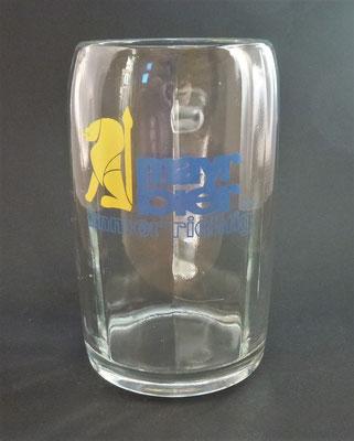 OE078, Brauerei Mayr . Kirchdorf a.d. Krems, OÖ, + 2003  (Glas von ca. 1960)