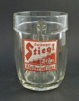 Stiegl Brauerei, Salzburg Stadt (Glas von ca. 1930)