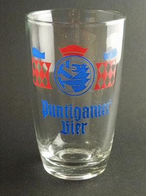 Puntigamer, Graz (Glas von ca. 1950)