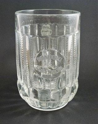 OE011, Brauerei Schloss Eggenberg, Vorchdorf, OÖ  (Glas von ca. 1900)