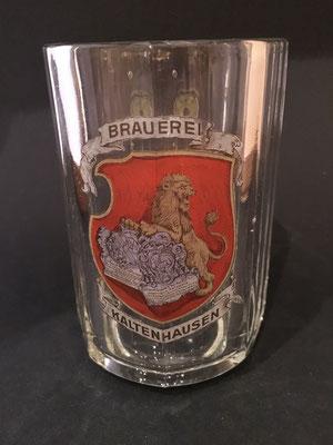 Hofbräu Kaltenhausen, Hallein, SBG, + 2011 (0,3 L Glas von ca. 1930)