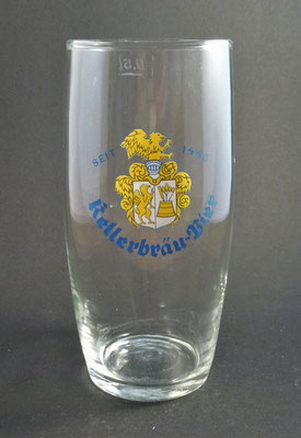 Kellerbräu Ried i. Innkreis , OÖ  (Glas von ca. 1960)