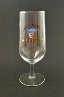 OE136, Klosterbrauerei Schlägl, OÖ  (Glas von ca. 1980)