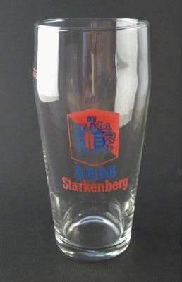 Brauerei Schloss Starkenberg, Tarrenz, Tirol (Glas von ca. 1970)