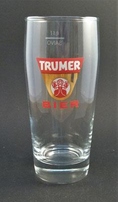 Trumer Brauerei Sigl, Obertrum, SBG, (Glas von ca. 1980)