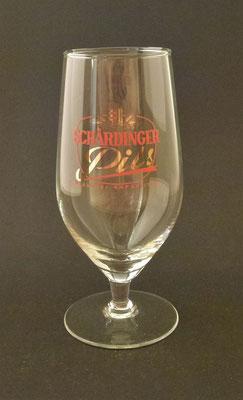 Brauerei Baumgartner, Schärding, OÖ  (Glas von ca. 1980)