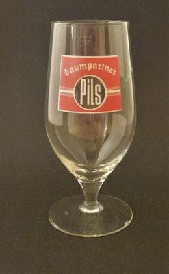 Brauerei Baumgartner, Schärding, OÖ (Glas von ca. 1970)