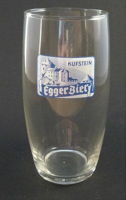 Brauerei Michael Egger Kufstein, + 1976 ( danach Unterradlberg ) (Glas von ca. 1960)