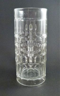 Brauerei Würzburger, Wels, + 1929  (Glas von ca. 1900)