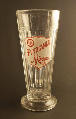 Puntigamer, Graz (Glas von ca. 1900)