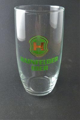 Hainfelder, NÖ  (Glas von ca. 1970)