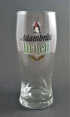 Adambräu Innsbruck, Tirol, + 1995 (Glas von ca. 1990)