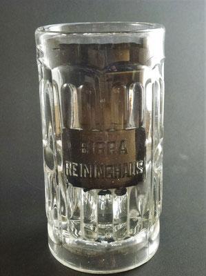 Birra Reininghaus, Graz (Glas von ca. 1920)