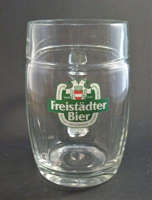 OE025, Braucommune Freistadt, OÖ  (Glas von ca. 1970)