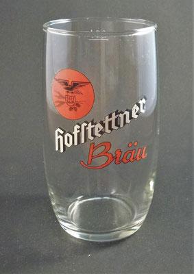 OE038, Brauerei Hofstetten, St. Martin i. Mühlkreis, Bezirk Rohrback, OÖ  (Glas von ca. 1960)