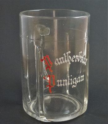 Puntigamer, Graz (Glas von ca. 1930)