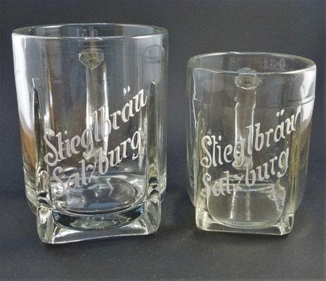 Stiegl Brauerei, Salzburg Stadt (Glas von ca. 1920)