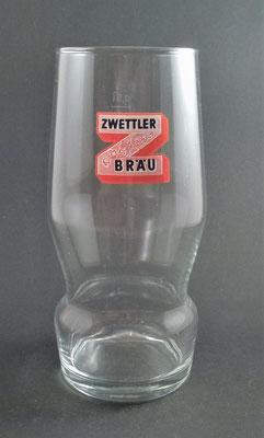 Zwettler, NÖ  (Glas von ca. 1980)