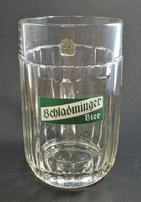 Schladminger, Steiermark (Glas von ca. 1960)