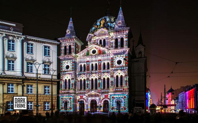 Light Move Festival 2013 Łódź