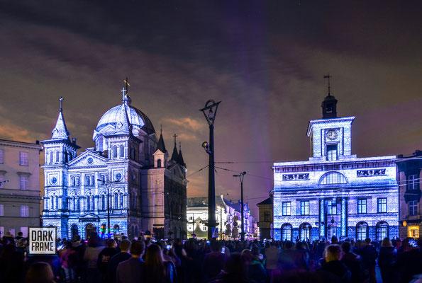 Light Move Festival 2014 Łódź